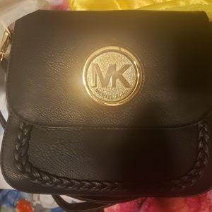 Michael kors fake leather handbag
